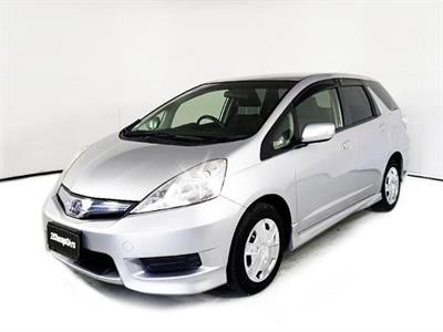 2012 Honda Fit Jazz Shuttle Hybrid