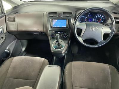 2007 Toyota Mark X Zio